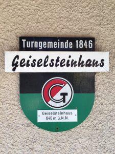 Wappen der TG Geislingen e.V.
