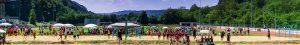 Beach Handball Jugendturnier der TG Geislingen